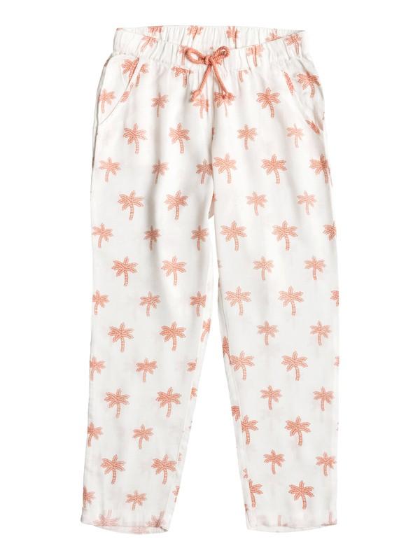 0 Hope There's Someone - Pantalones Blanco ERGNP03000 Roxy