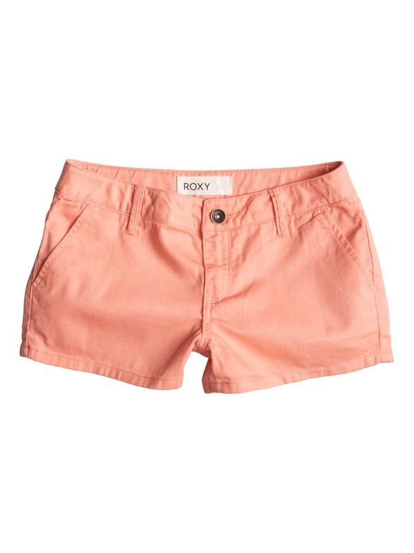 0 I Love Your Smile - Shorts Pink ERGNS03002 Roxy