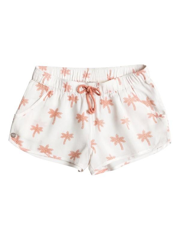 0 Boom Clap - Shorts Weiss ERGNS03003 Roxy