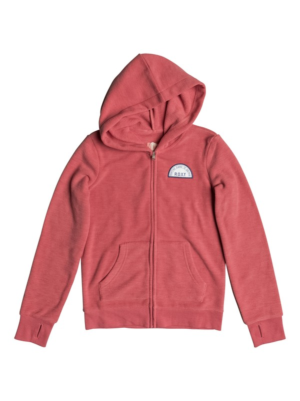 0 Colorful Matter - Zip-Up Hoodie Pink ERGPF03010 Roxy