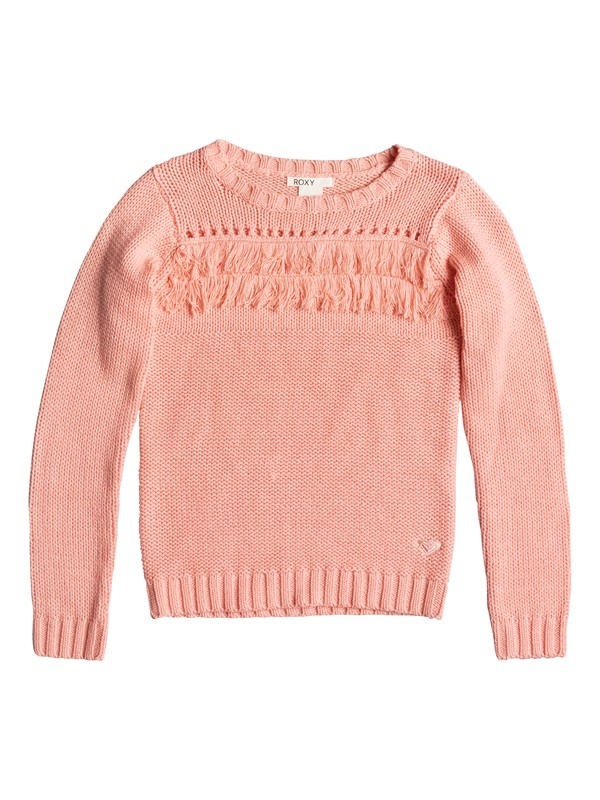 0 Carnival Town - Sweat Rose ERGSW03025 Roxy
