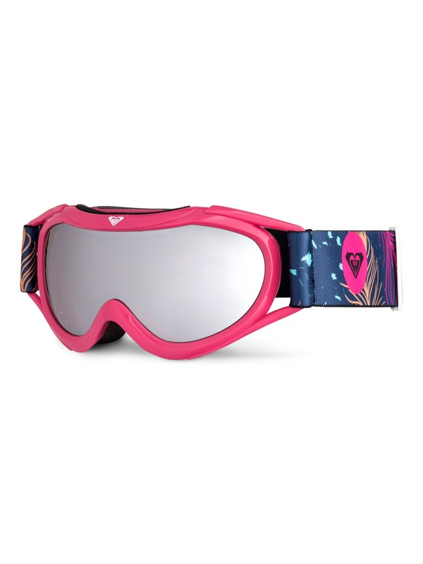 0 Girls 7-14  Loola 2.0 Snow Goggles  ERGTG03002 Roxy