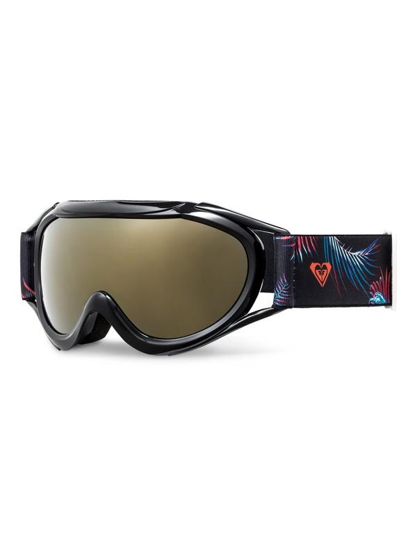 0 Loola 2.0 - Snowboard- / Skibrille Schwarz ERGTG03003 Roxy