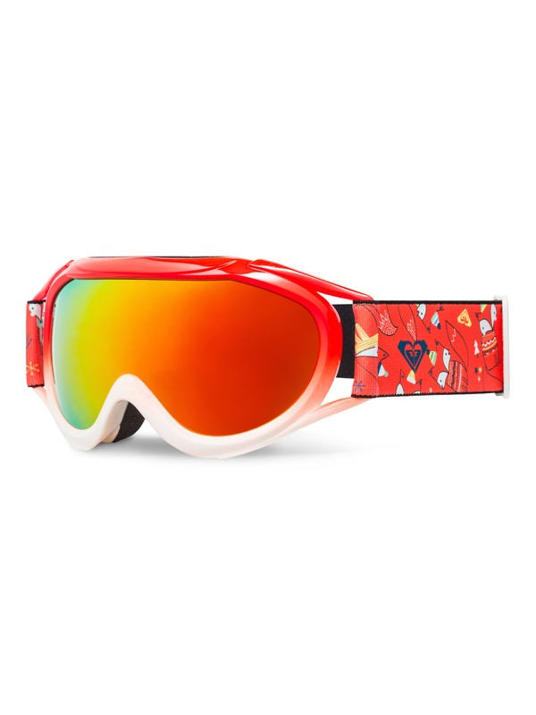 0 Loola 2.0 - Snowboard/Ski Goggles Orange ERGTG03003 Roxy