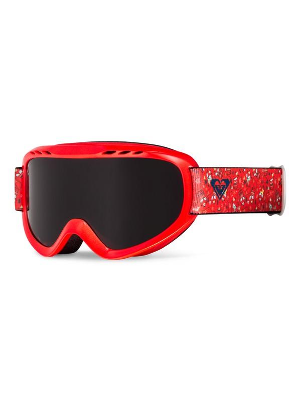 0 Sweet - Máscara de snowboard/esquí Naranja ERGTG03004 Roxy