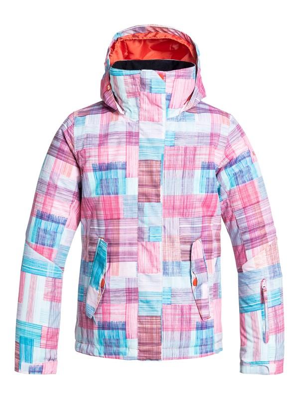 0 Girl's 7-14 Jetty Snow Jacket  ERGTJ03004 Roxy