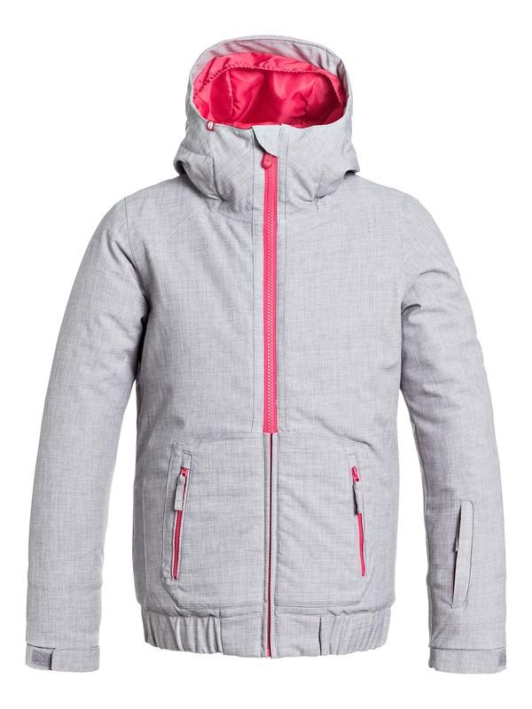 0 Valley Hoodie - Snowboard-Jacke  ERGTJ03005 Roxy