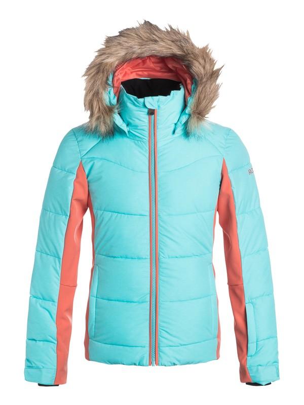 0 Snowstorm - Manteau d'isolation thermique de snow  ERGTJ03012 Roxy
