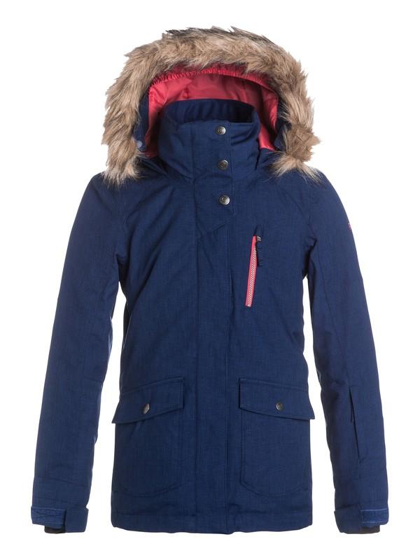 0 Tribe - Snow Jacket  ERGTJ03014 Roxy