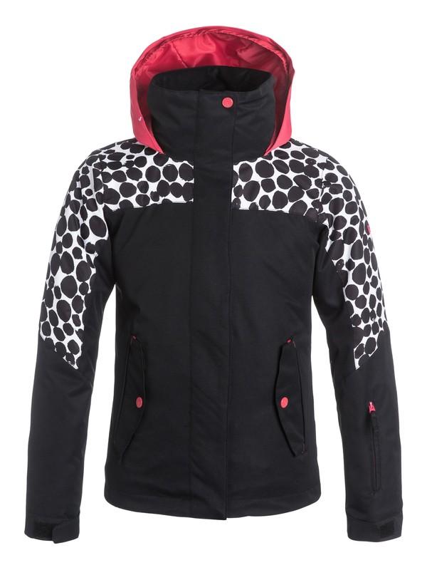 0 Girls 7-14 ROXY Jetty Colorblock Snow Jacket  ERGTJ03021 Roxy