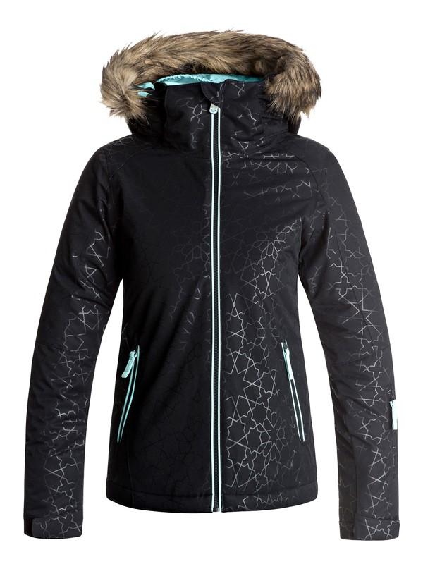 0 Jet Ski - Snow Jacke Schwarz ERGTJ03039 Roxy