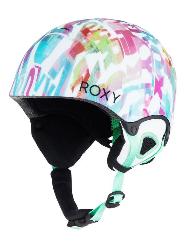0 Girl's Misty Snowboard Helmet  ERGTL03000 Roxy