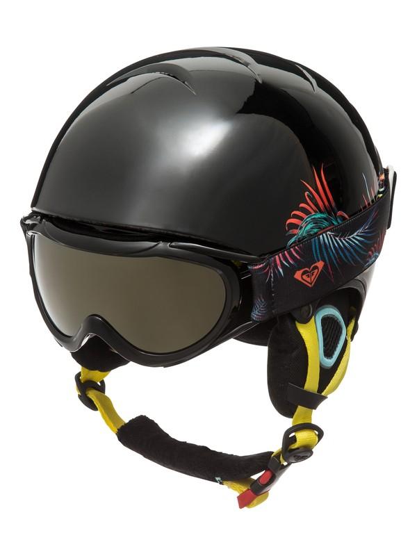 0 Misty - Pack casque + masque Noir ERGTL03001 Roxy