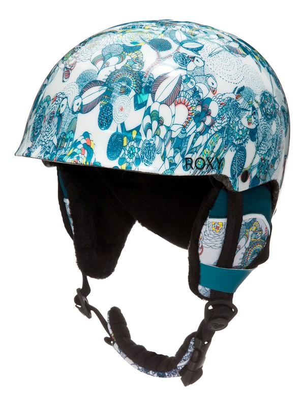 0 Happyland - Snowboard / Skihelm Weiss ERGTL03004 Roxy