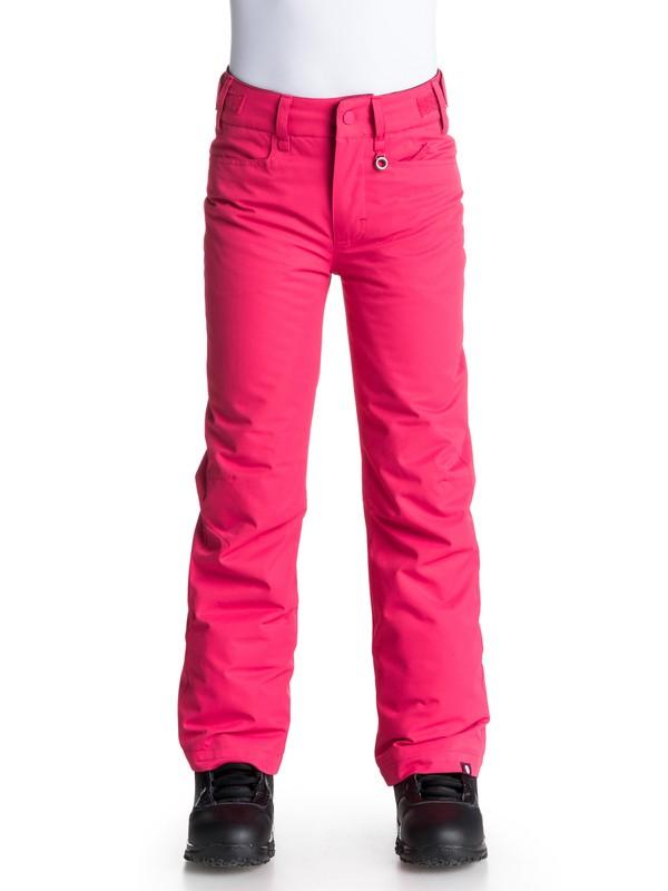 0 Backyard - Pantalon de snow  ERGTP03000 Roxy