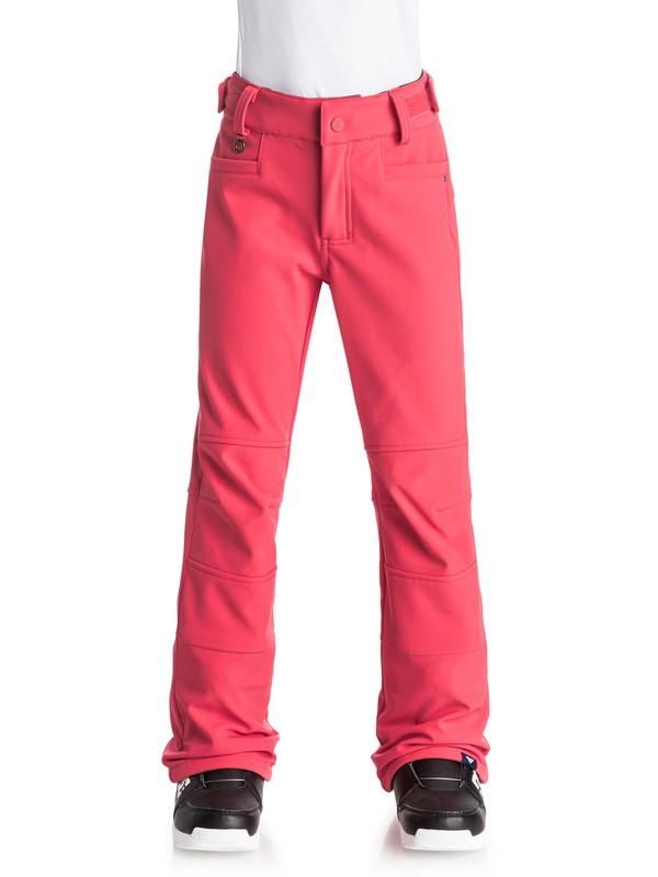 0 Girls 7-14 Creek Snow Pants  ERGTP03005 Roxy