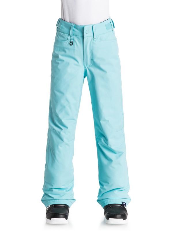 0 Girls 7-14  Backyard Snow Pants  ERGTP03006 Roxy