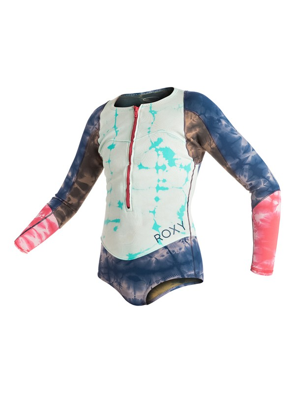 0 Wash Capsule 1mm Long Sleeve One Piece Wetsuit  ERGW403002 Roxy