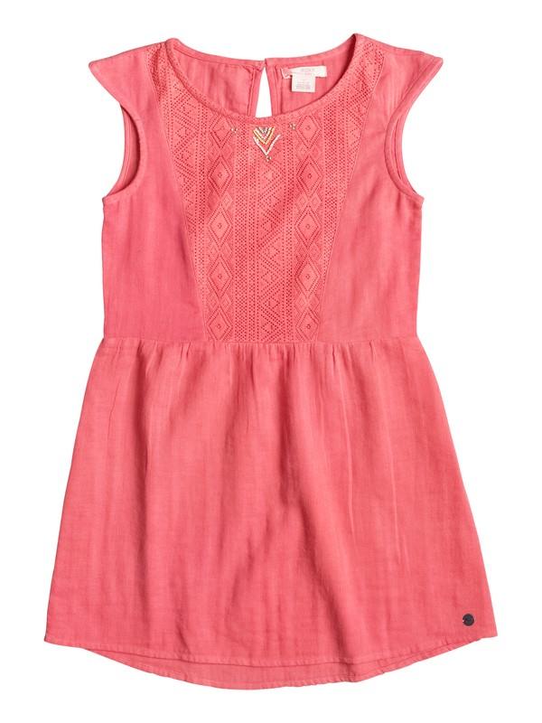 0 Girls 7-14 Arrows Player Dress  ERGWD03016 Roxy