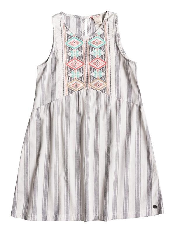 0 Girls 7-14 On Guest List Sleeveless Dress  ERGWD03021 Roxy