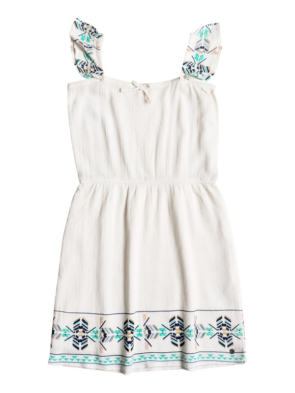 0 Girls 7-14 High Lines Flyes Strappy Dress  ERGWD03025 Roxy