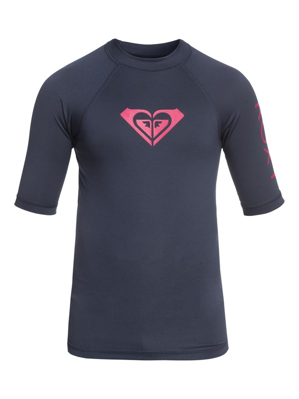 0 Whole Hearted - Lycra manches courtes UPF 50 Bleu ERGWR03079 Roxy