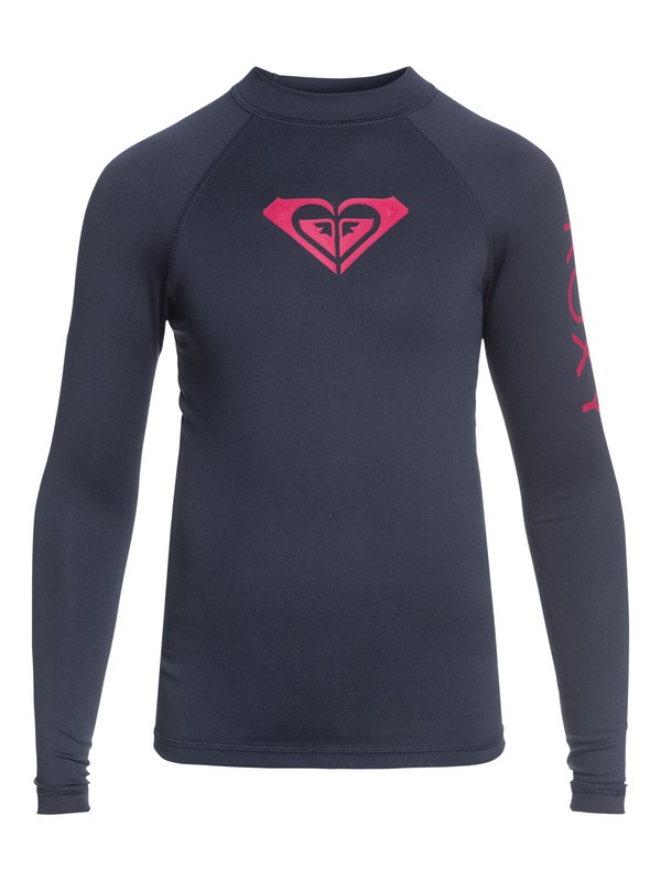 0 Whole Hearted - Lycra manches longues UPF 50 Bleu ERGWR03081 Roxy