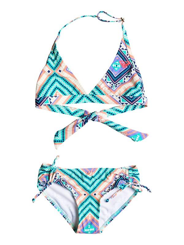 0 Hippie College - Bikini triangle  ERGX203057 Roxy
