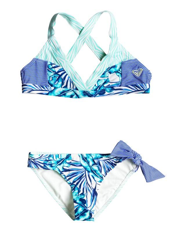 0 Girls 7-14 Geo Mix' In Bikini Set  ERGX203063 Roxy