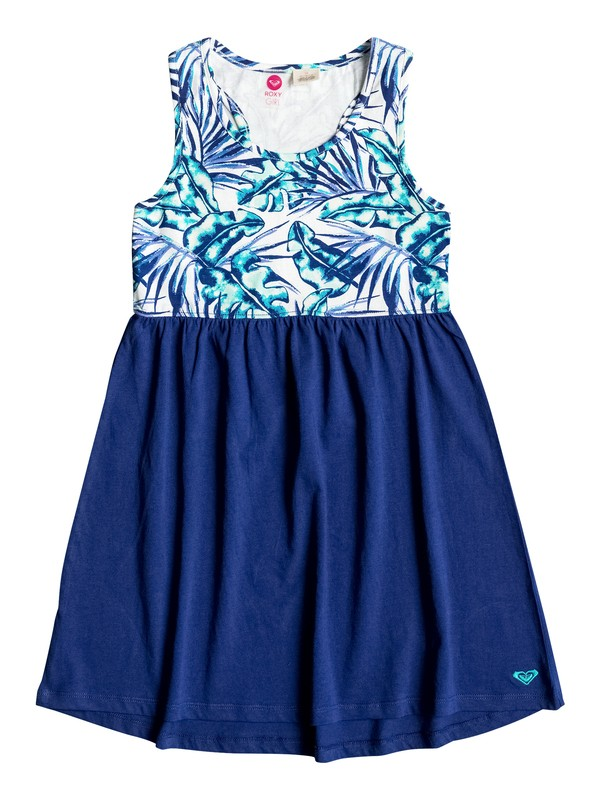 0 Geo Mix' In - Robe de plage sans manches  ERGX603007 Roxy