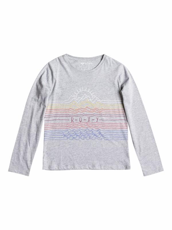 0 RG Basic - T-shirt manches longues  ERGZT03050 Roxy