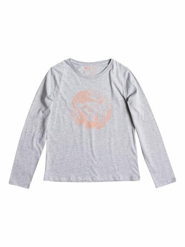 0 RG Basic - T-shirt manches longues  ERGZT03051 Roxy