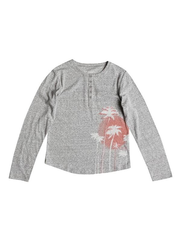 0 RG - T-shirt henley  ERGZT03056 Roxy