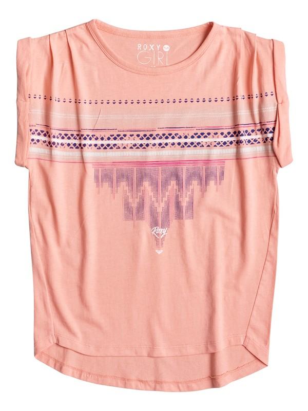 0 Unlike The Sun - Tee-Shirt  ERGZT03116 Roxy
