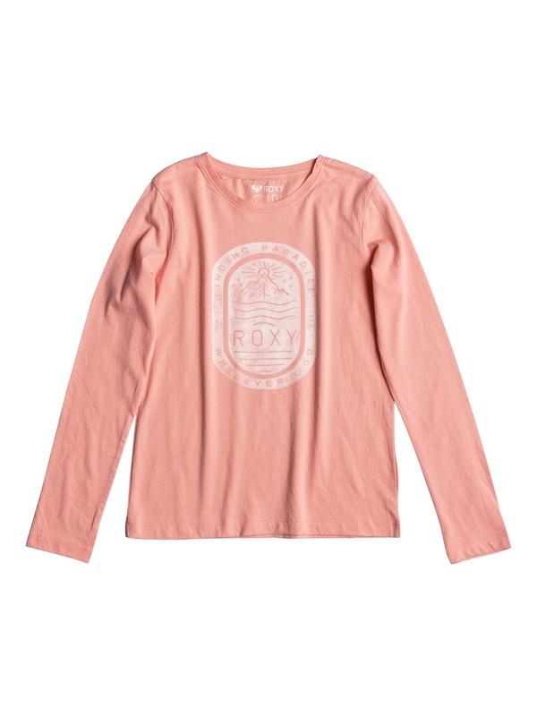 0 Tonic Stamp Paradise - Tee-Shirt à manches longues  ERGZT03148 Roxy