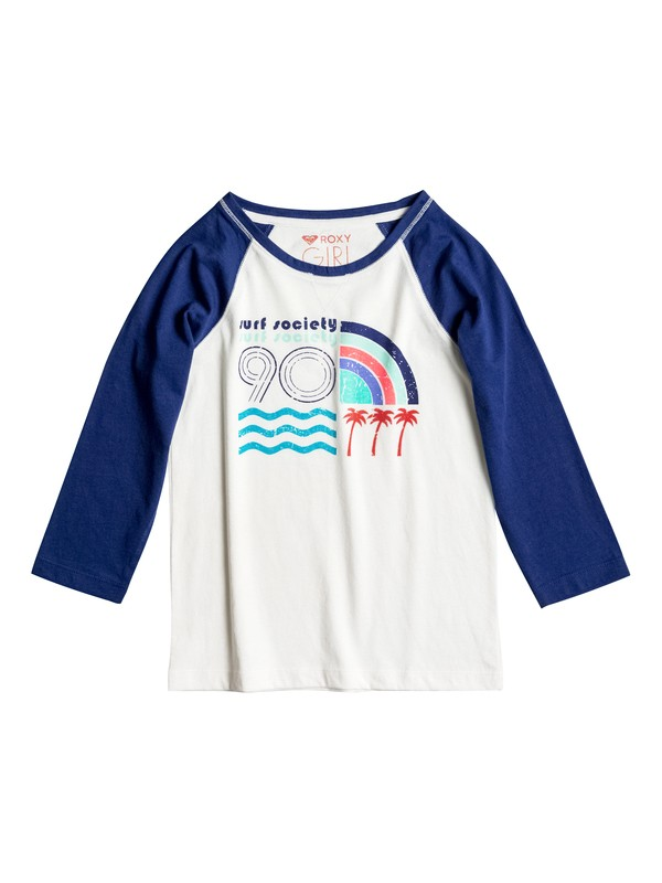 0 Girls 7-14 Indian Camp Long Sleeve Tee  ERGZT03170 Roxy