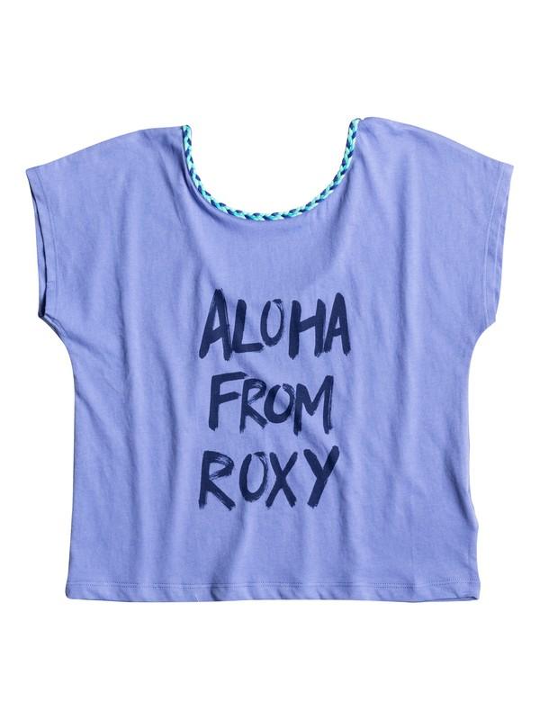 0 Atmosphere Of Serenity Aloha - Tee-Shirt  ERGZT03174 Roxy