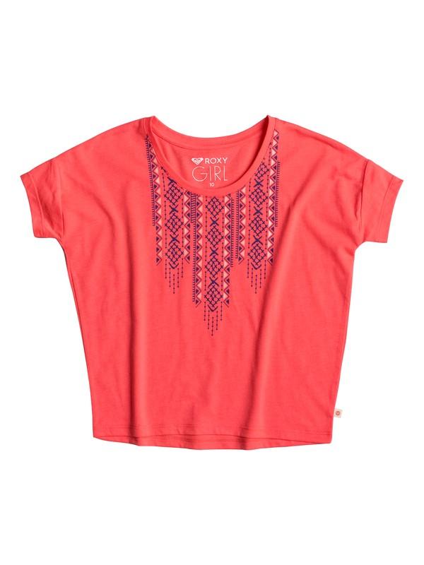 0 Little Y Geo - Tee-Shirt  ERGZT03182 Roxy