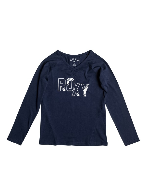 0 Tarot Deck - Long Sleeve T-Shirt Blue ERGZT03210 Roxy
