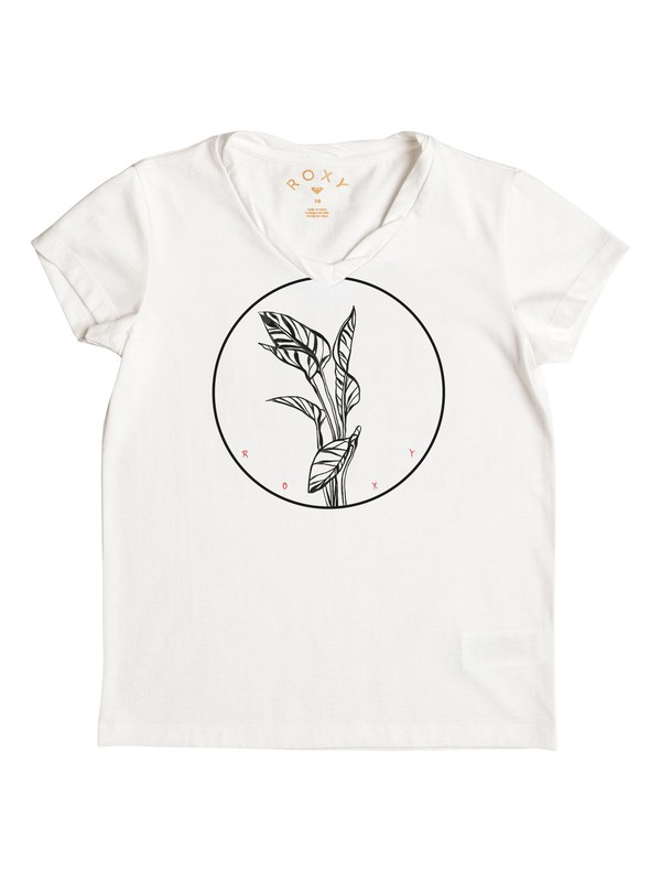 0 Beating Wings New Venice - T Shirt Blanc ERGZT03230 Roxy