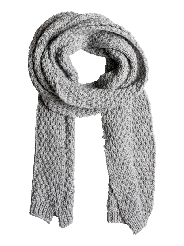 0 Come Home Scarf Grey ERJAA03206 Roxy