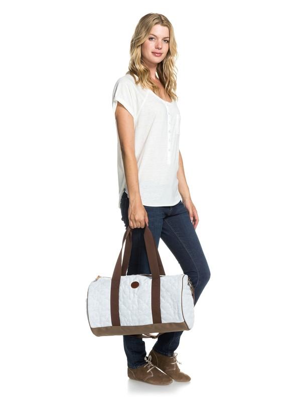 0 Big New Friends Duffle Bag  ERJBA03005 Roxy