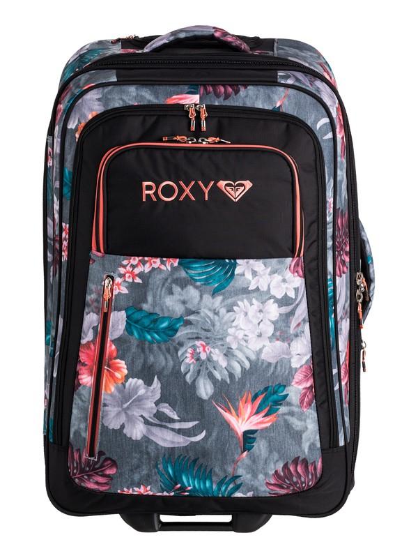 0 Long Haul Large Rolling Suitcase  ERJBL03066 Roxy
