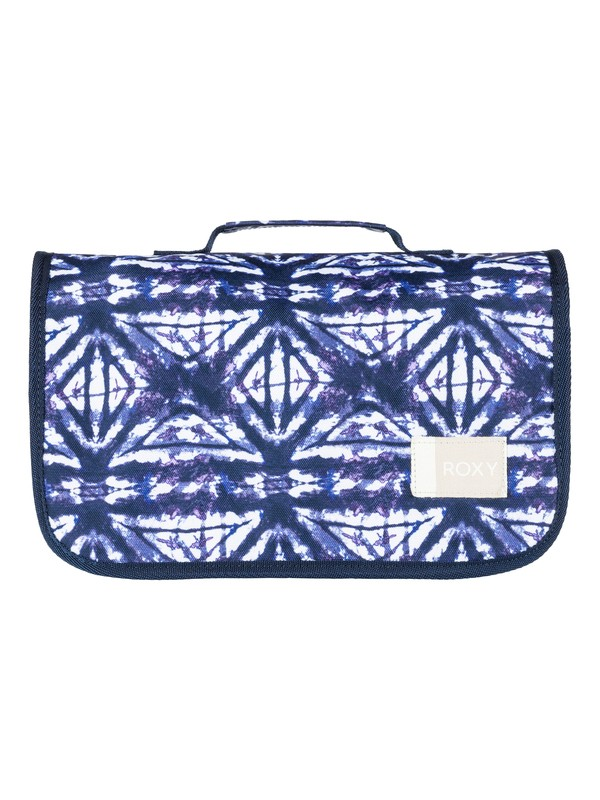 0 Waveform - Wash Bag Blue ERJBL03111 Roxy