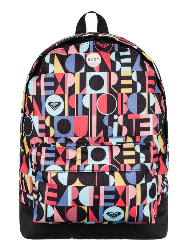 0 Sugar Baby - All-Over Printed Backpack  ERJBP03088 Roxy