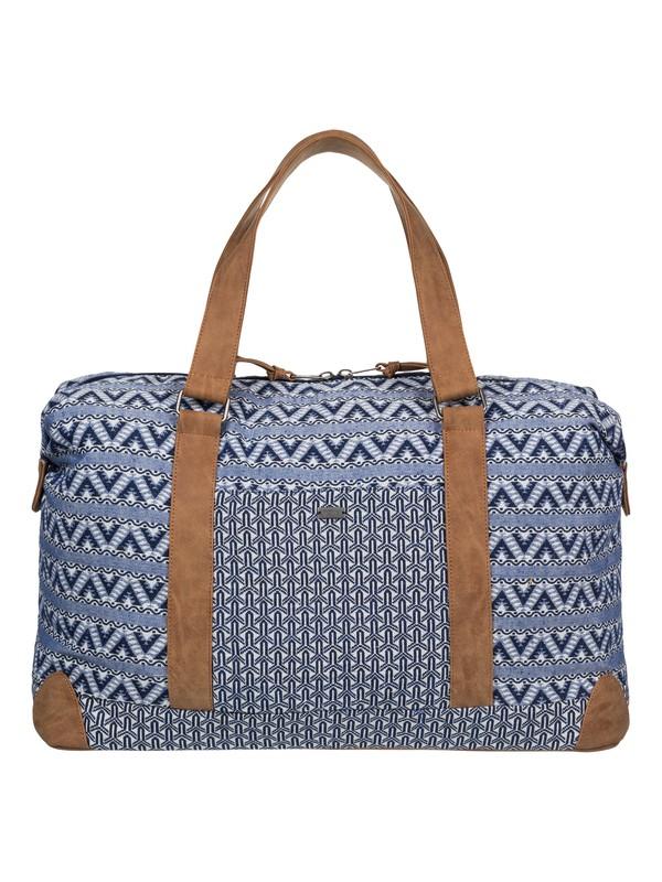 0 Wake The World Weekender Bag  ERJBP03348 Roxy