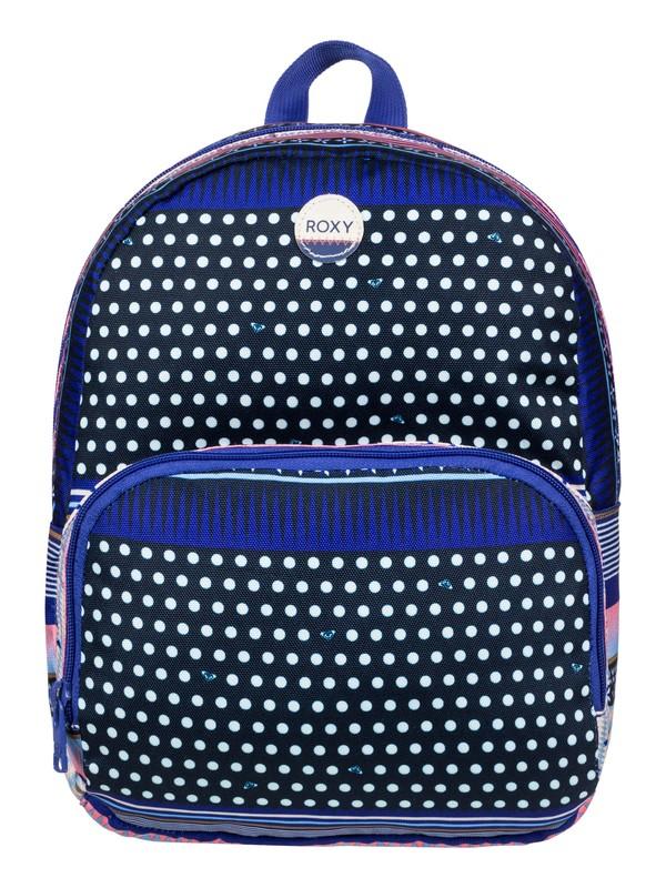 0 Always Core 8L - Small Backpack Pink ERJBP03536 Roxy