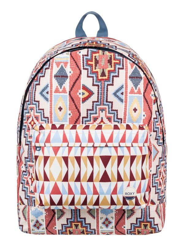 0 Be Young 24L - Medium Backpack Orange ERJBP03538 Roxy