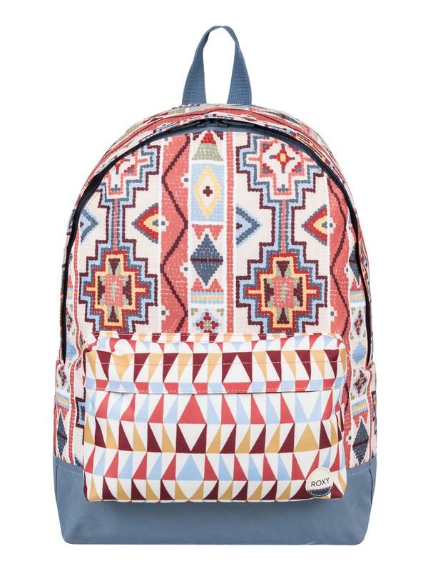 0 Sugar Baby 16L - Medium Backpack Orange ERJBP03543 Roxy