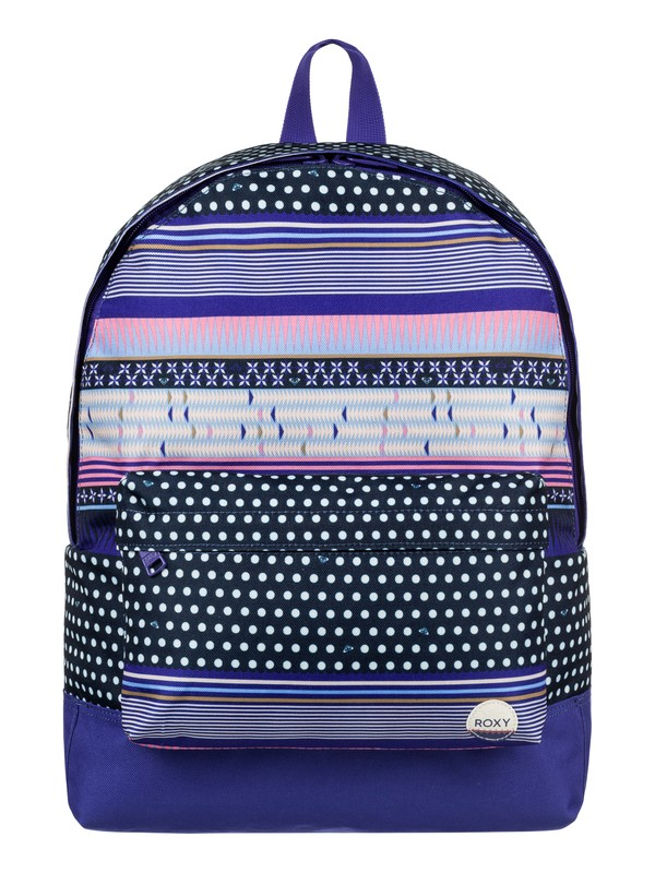 0 Sugar Baby 16L - Medium Backpack Pink ERJBP03543 Roxy